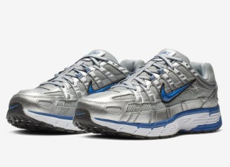 Nike P-6000 Metallic Silver Laser Blue BV1021-001 Release Info