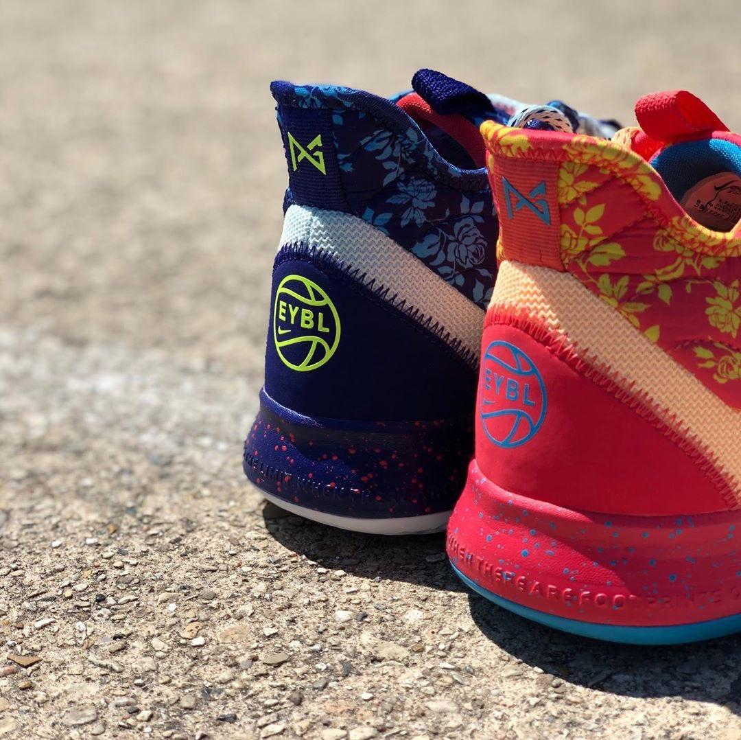 Nike PG 3 EYBL Release Info