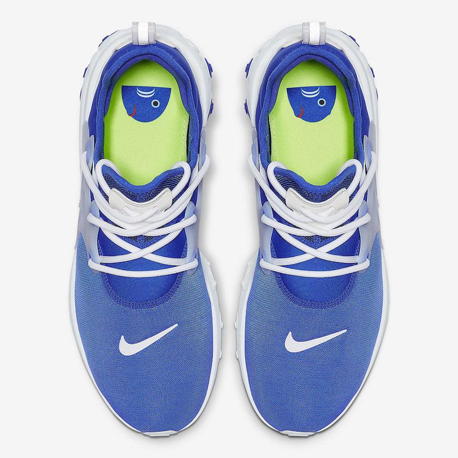 Nike Presto React Hyper Royal AV2605-401 Release Info