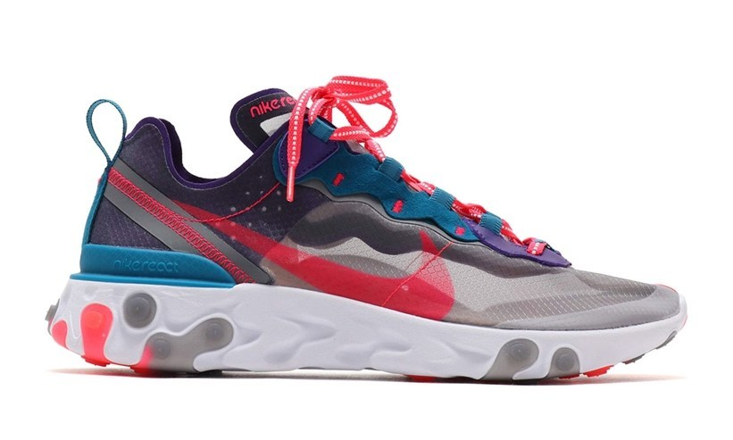 Nike React Element 87 Red Orbit CJ6897-061 Release Info
