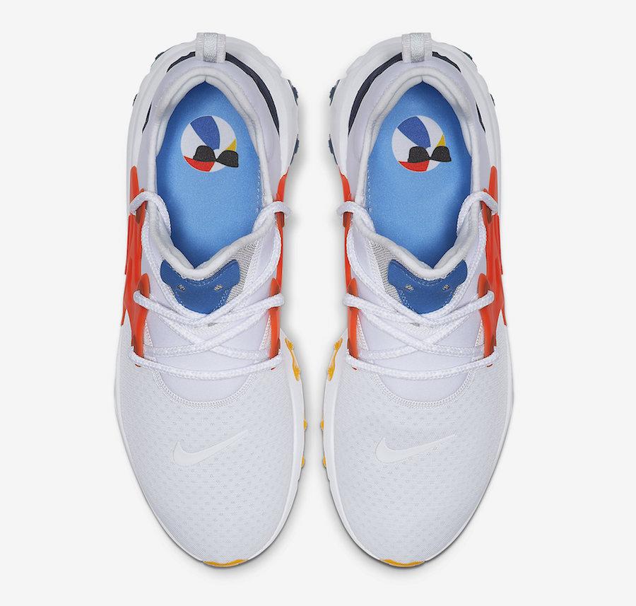 Nike React Presto Breezy Thursday AV2605-100 Release Info