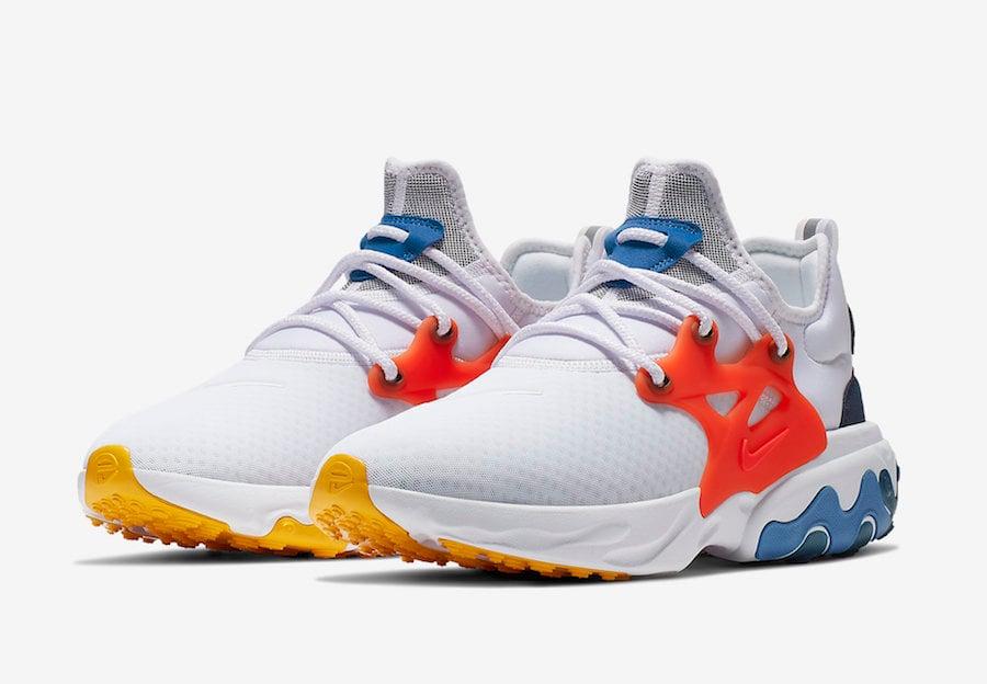 online store 4eba3 5f7ee Nike React Presto Breezy Thursday AV2605-100 Release Info ...