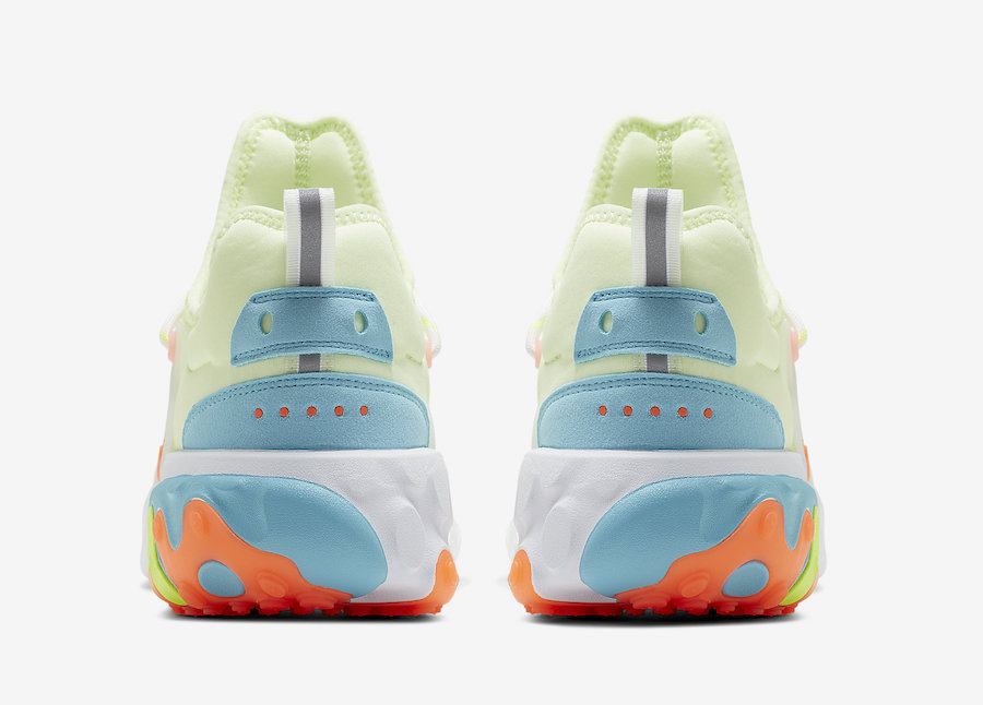 Nike React Presto Psychedelic Lava AV2605-700 Release Info