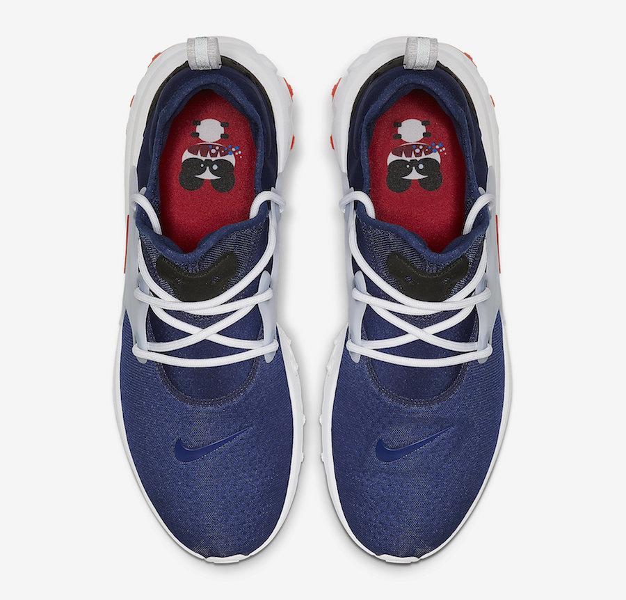 Nike React Presto Rabid Panda AV2605-400 Release Info