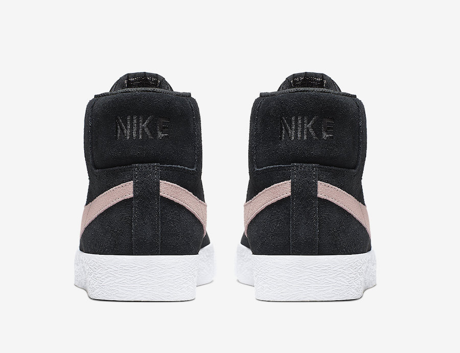 Nike SB Blazer Mid Washed Coral 864349-004 Release Info
