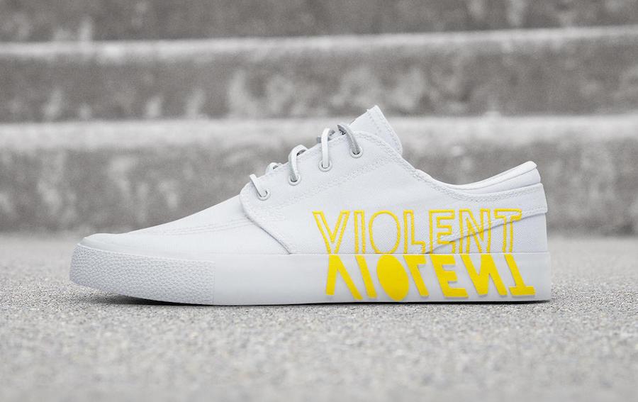Nike SB Stefan Janoski Violent Femmes Release Info