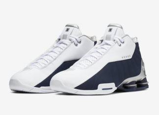 Nike Shox BB4 Olympic 2019 AT7843-100 Release Date Info