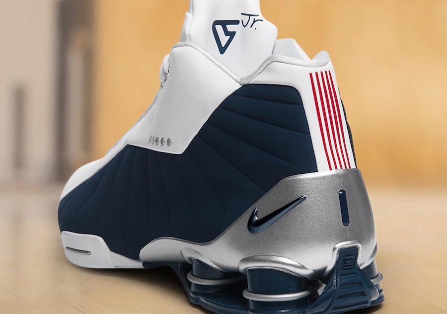 Nike Shox BB4 Olympic 2019 Release Info