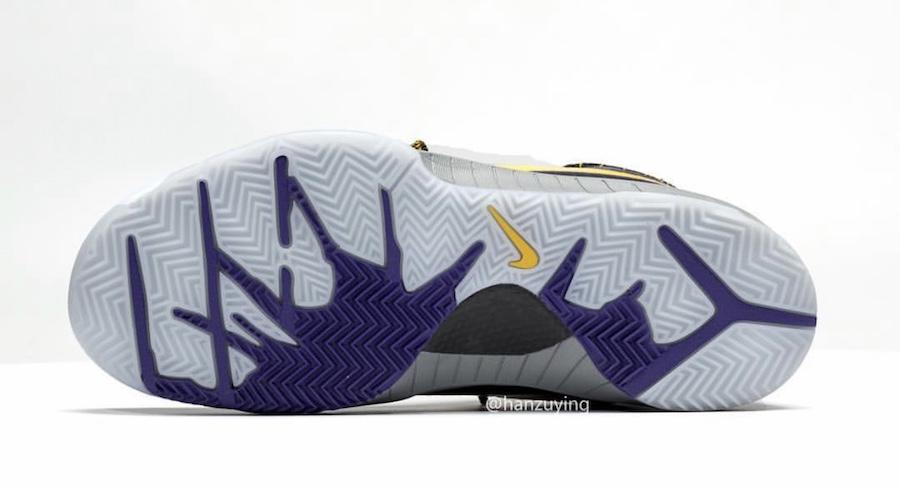 Nike Zoom Kobe 4 Protro Carpe Diem AV6339-001 Release Info