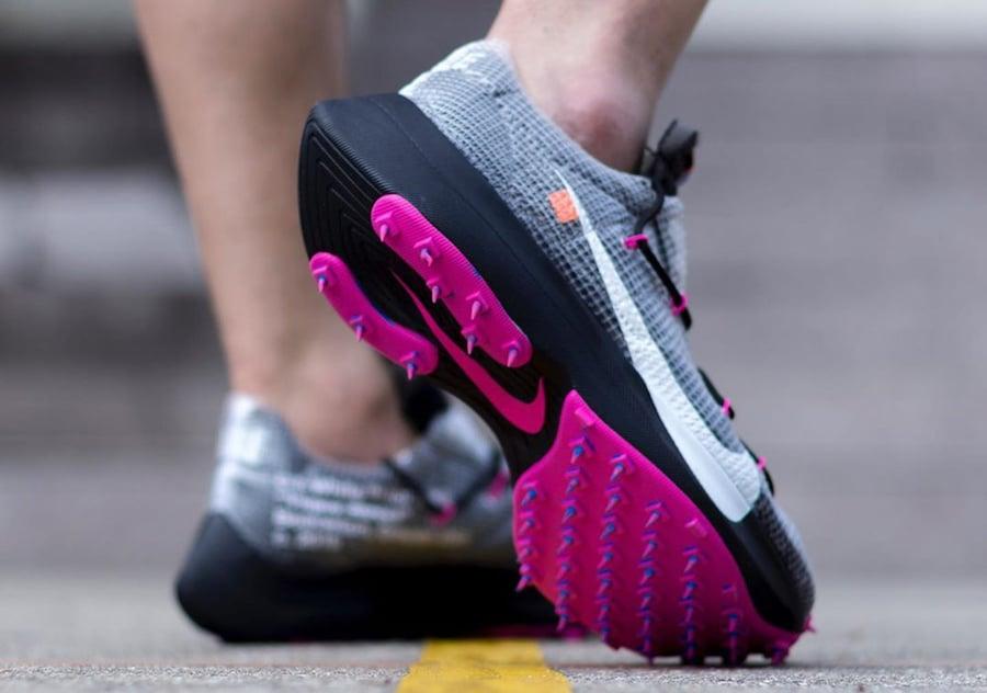 Off-White x Nike Vapor Street Pack New Release Date 1