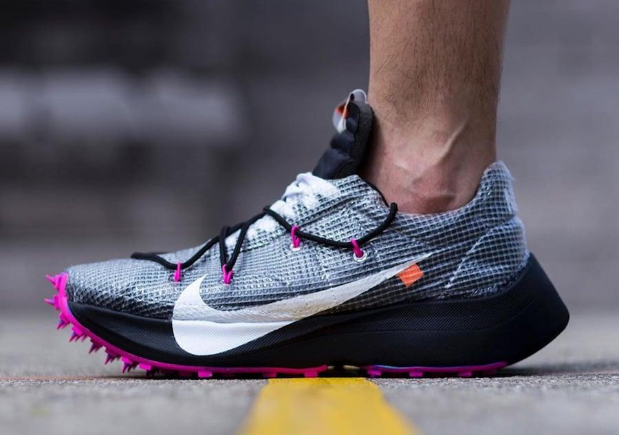 Off-White Nike Vapor Street CD8178-001 Release Info