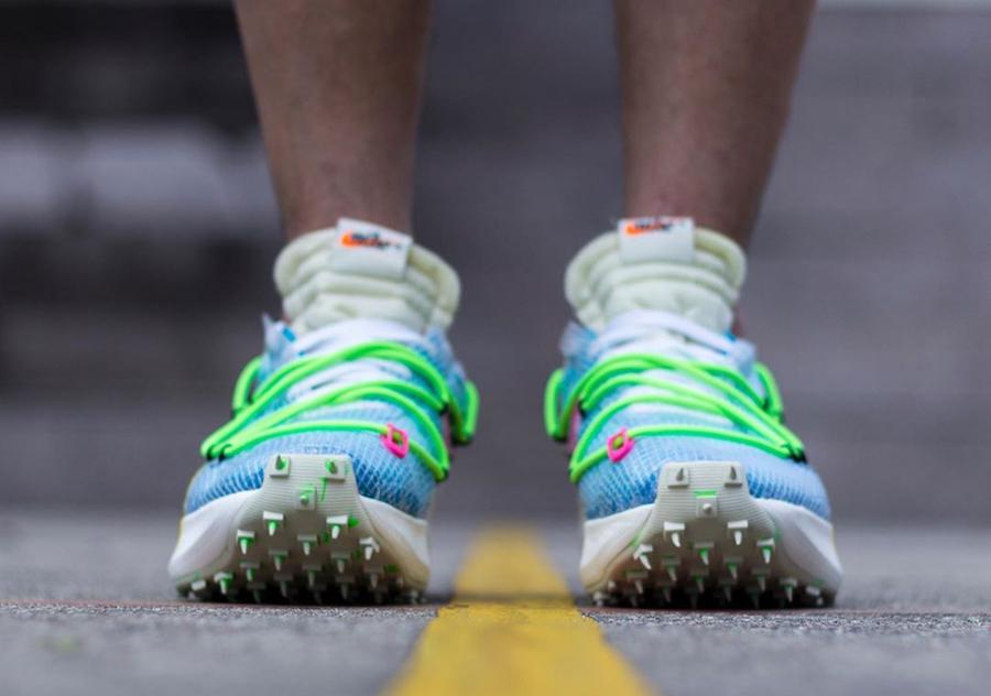 Off-White Nike Vapor Street CD8178-400 Release Info