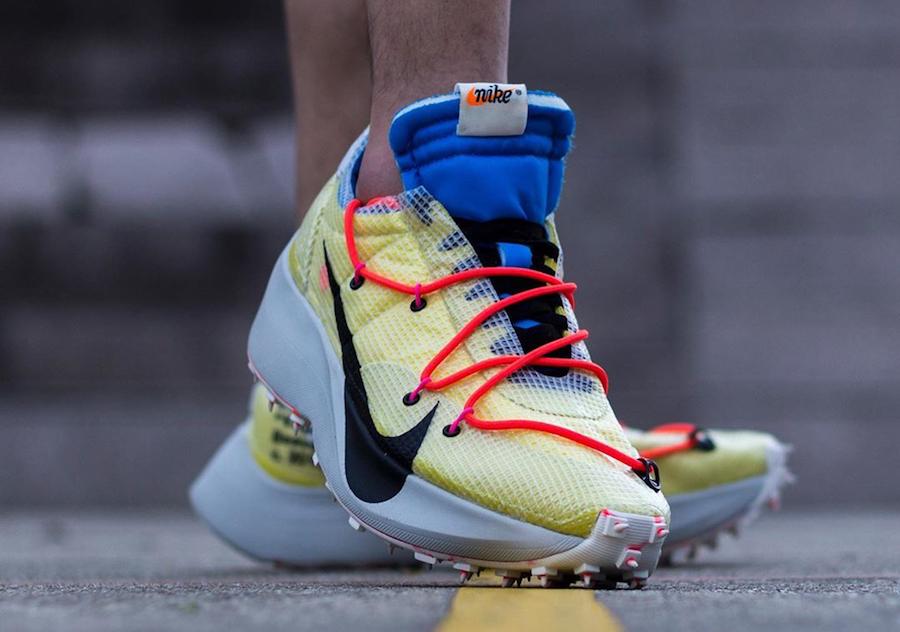 Off-White Nike Vapor Street CD8178-700 Release Info