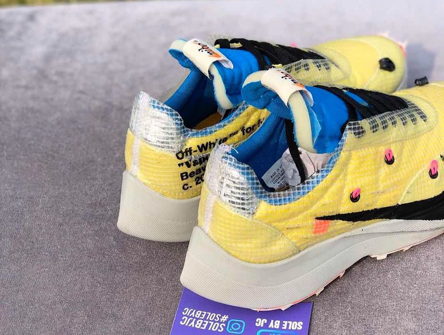 Off-White Nike Vapor Street Track and Field 2019 Release Info
