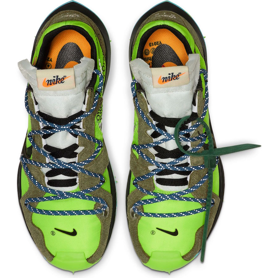 Off-White Nike Zoom Terra Kiger 5 CD8179-300 Release Info