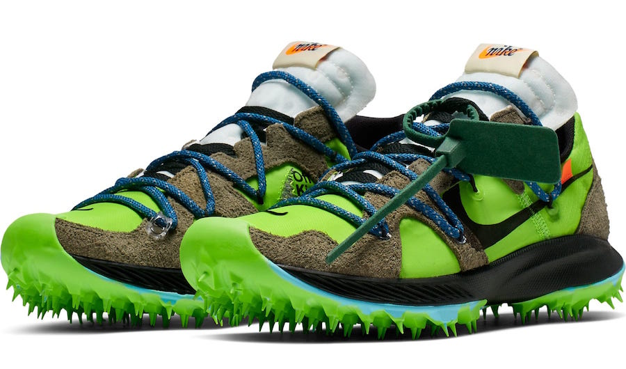 Off-White Nike Zoom Terra Kiger 5 CD8179-300 Release Info