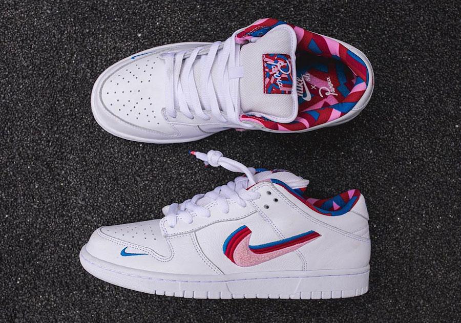 Parra Nike SB Dunk Low Release Details