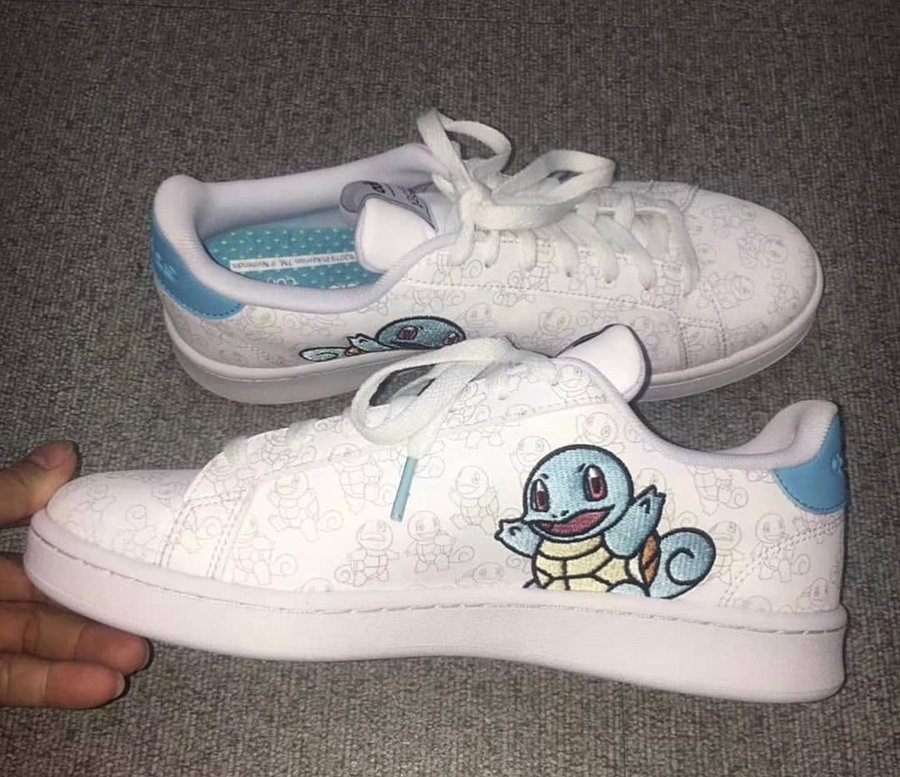 Pokemon adidas Squirtle Release Info