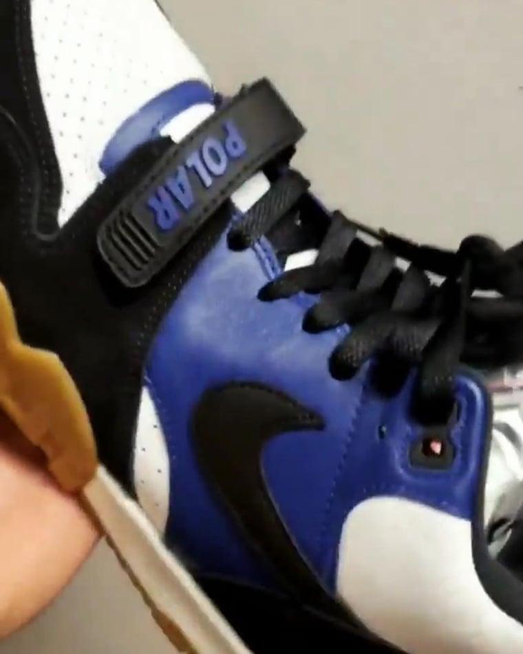 Polar Skate Co Nike SB Air Trainer 1 Release Info