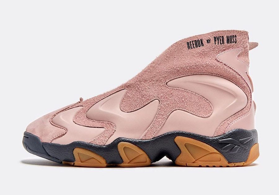 Pyer Moss Reebok Mobius Experiment 3 Pink Release Info