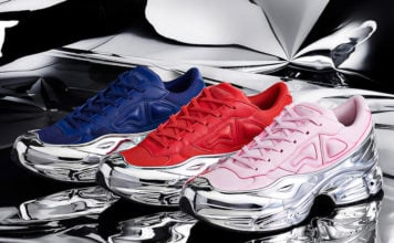 Raf Simons adidas Ozweego Mirrored Pack Release Info