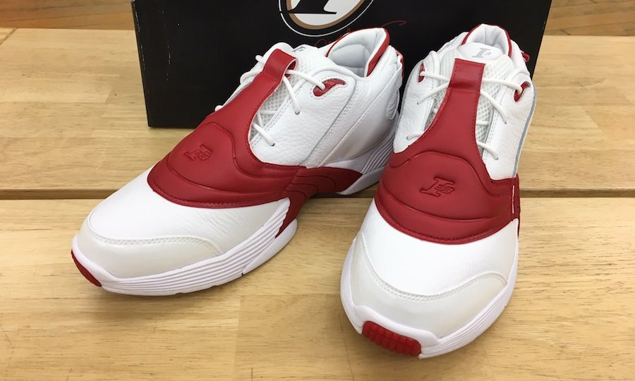Reebok Answer 5 V OG White Red Release Info