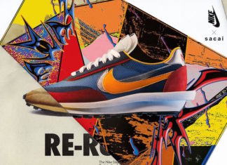 sacai Nike LDWaffle + Blazer Mid Release Info