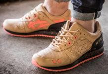 Sneaker Freaker Asics Gel Lyte III Tiger Snake Release Info