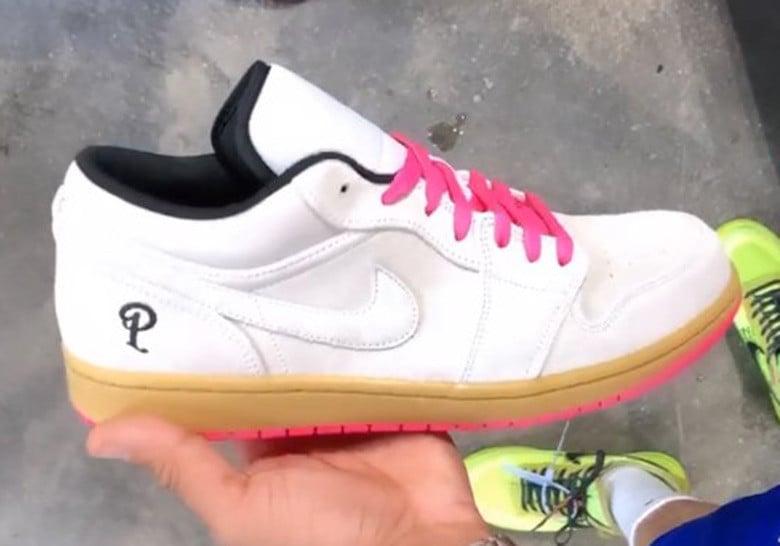 Sneaker Politics Air Jordan 1 Low Release Info