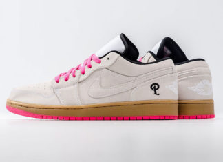 Sneaker Politics Air Jordan 1 Low Release Information