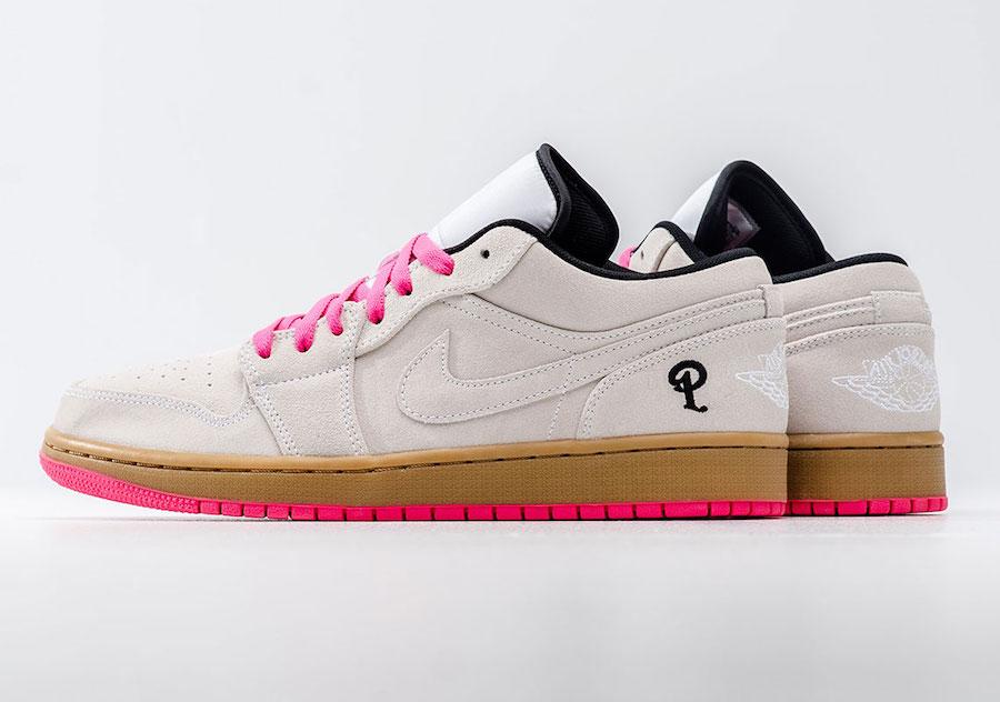 Sneaker Politics Air Jordan 1 Low Release Information
