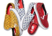 Supreme Vans Diamond Plate Collection Slip-On SK8-Hi Release Info