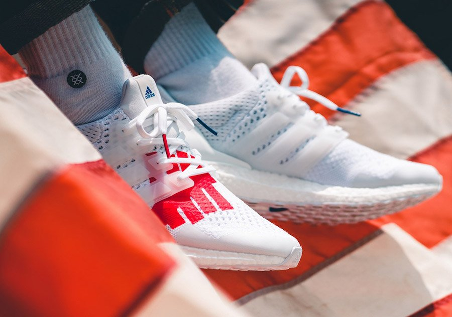 Undefeated adidas Ultra Boost Stars Stripes EF1968 Release Info Price