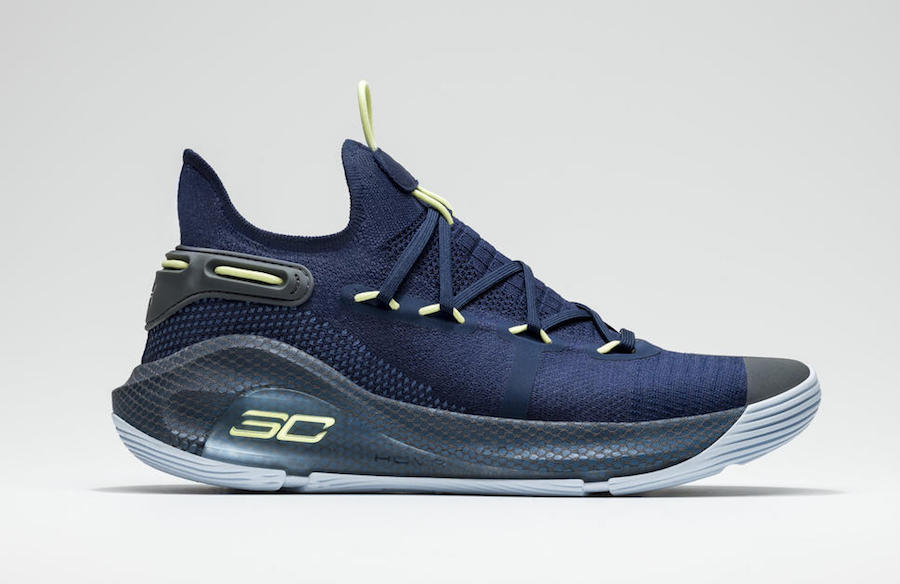 Under Armour Curry 6 International Boulevard Release Info