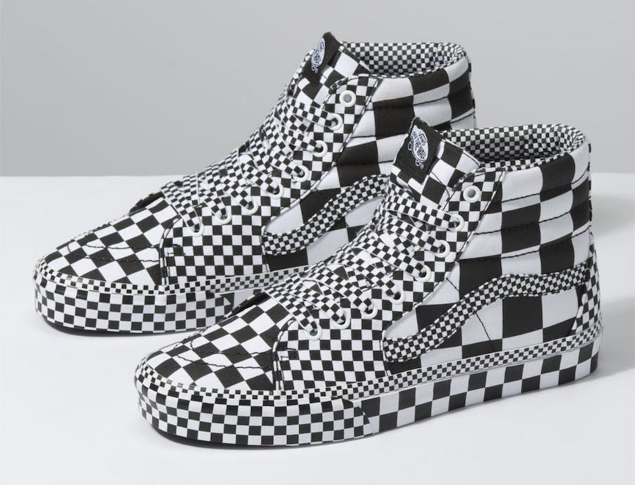 Vans All Over Checkerboard Pack