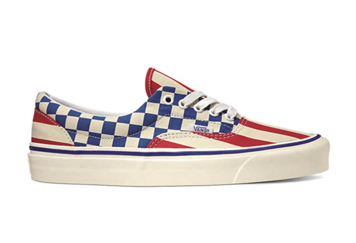 Vans Anaheim Factory Era Red Stripes Pack Release Info