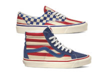 Vans Anaheim Factory Red Stripes Pack Release Info