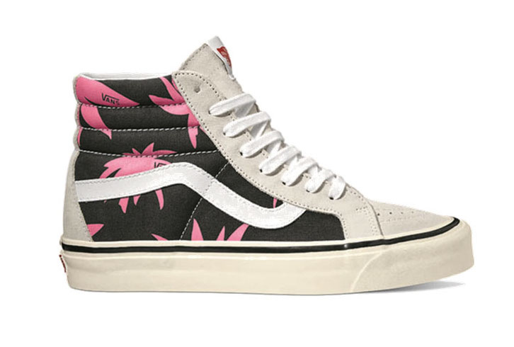 Vans Anaheim Factory SK8-Hi Summer Leaf Pack Release Info