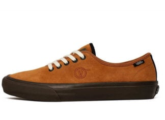Vans Vault UA TH Authentic One Leather Brown Spicy Orange Release Info