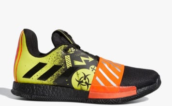 adidas Harden Vol. 3 Toxic FV2592 Release Date Info