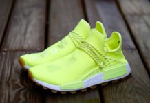 adidas NMD Hu Trail Know Soul Volt Gum 2019 Release Info