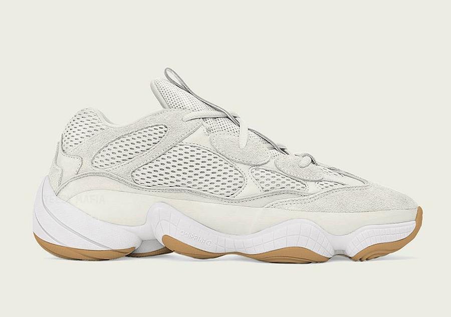 adidas Yeezy 500 Bone White Release Date Info