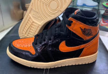 Air Jordan 1 High OG Shattered Backboard 3.0 555088-028 Release Date Price