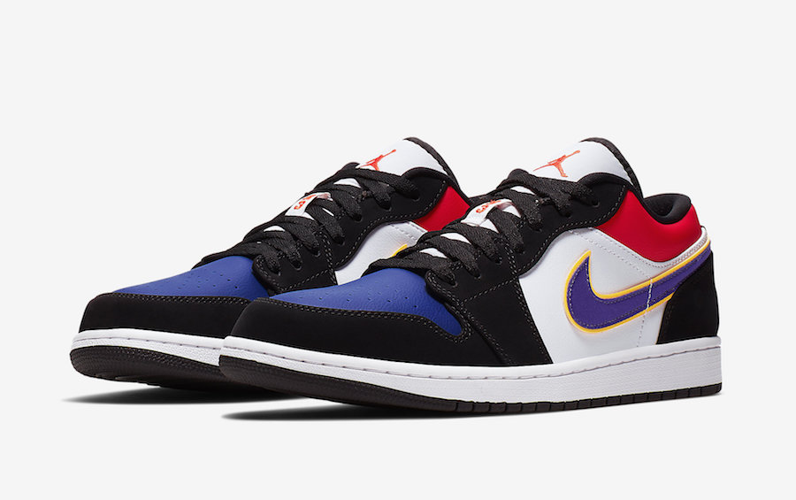 Air Jordan 1 Low CJ9216-051 Release Info