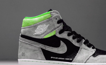 Air Jordan 1 Neutral Grey Gunsmoke Volt 555088-070 Release Date Info