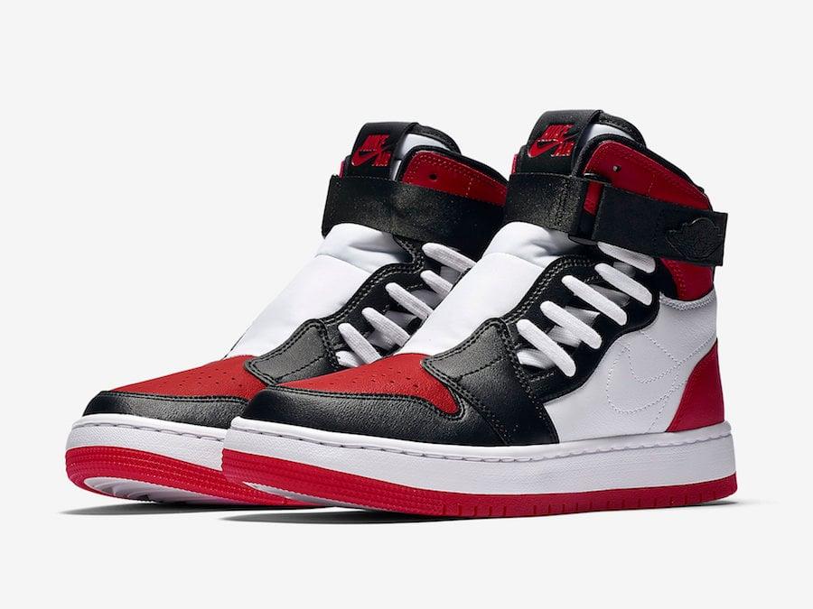 newest collection f0c04 dec68 Air Jordan 1 Nova XX Bred Toe AV4052-106 Release Date Info ...