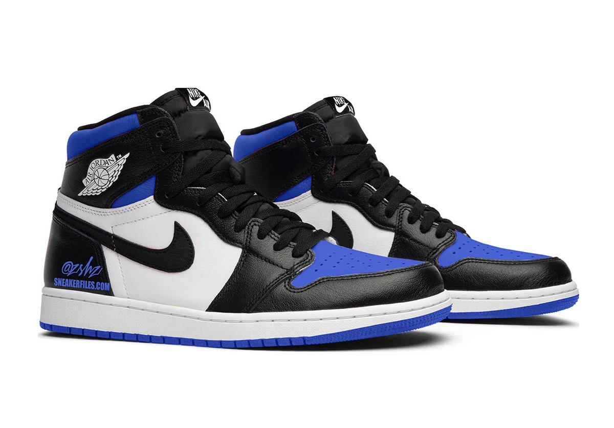 Air Jordan 1 OG Game Royal 2020 555088-041 Release Date
