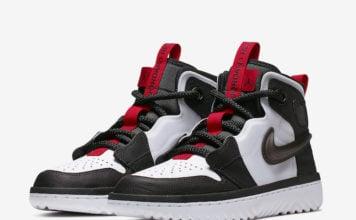 Air Jordan 1 High React White Black Red AR5321-016 Release Date Info