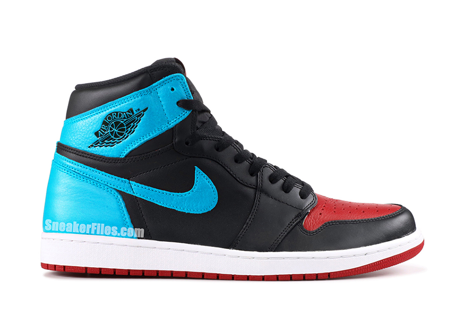 outlet store 825df a3882 Air Jordan 1 UNC to Chicago CD0461-046 Release Date Info ...