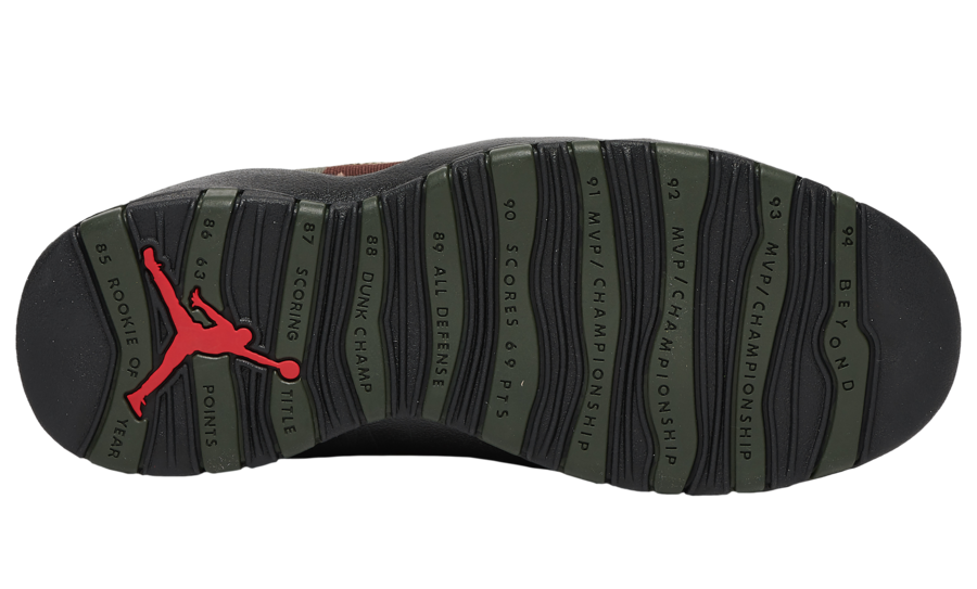Air Jordan 10 Desert Camo 310805-201 Release Date